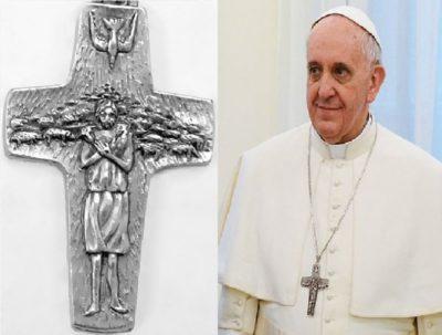 Какой крест у католиков