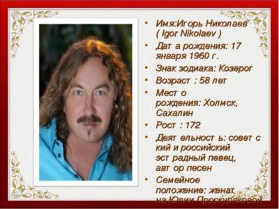 Как будет полное имя Игорь